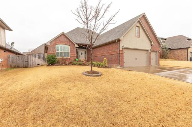1113 Samantha Lane, Moore, OK 73160 (MLS #846039) :: KING Real Estate Group