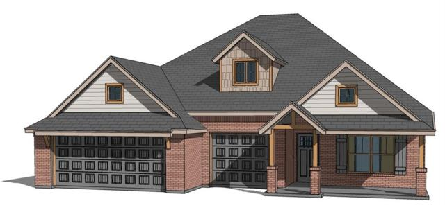 1017 NE 34th Terrace, Moore, OK 73160 (MLS #846055) :: KING Real Estate Group