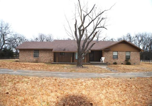 14108 S Hwy 377, Konawa, OK 74849 (MLS #846058) :: Homestead & Co