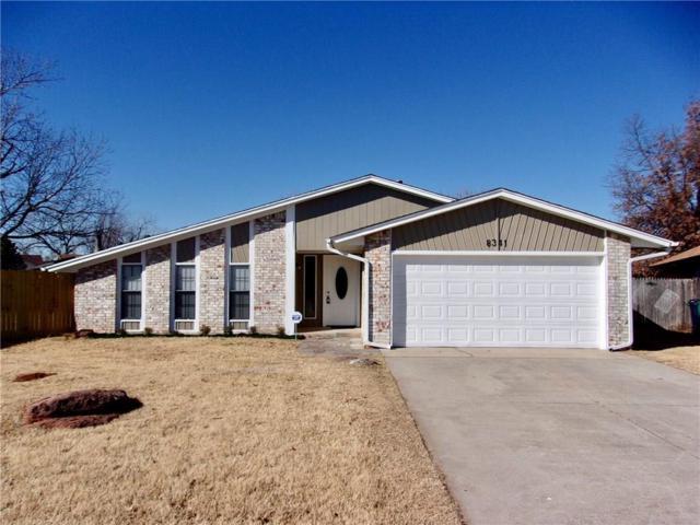 8341 110th, Oklahoma City, OK 73162 (MLS #846061) :: Erhardt Group at Keller Williams Mulinix OKC