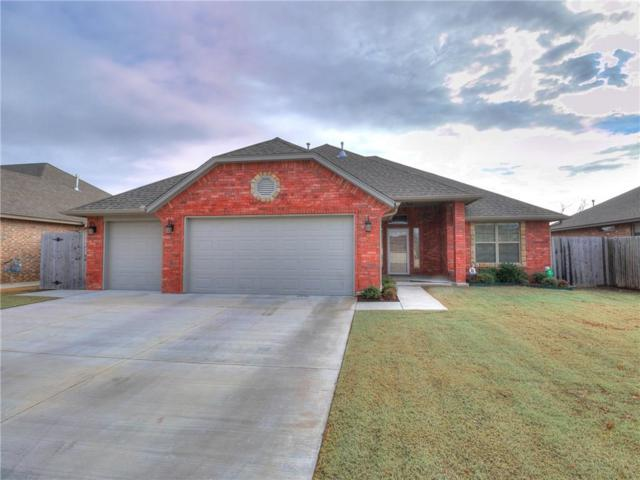 920 SW 11th Street, Moore, OK 73160 (MLS #846063) :: KING Real Estate Group