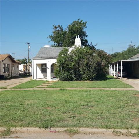 1107 N Lee, Altus, OK 73521 (MLS #846072) :: Homestead & Co
