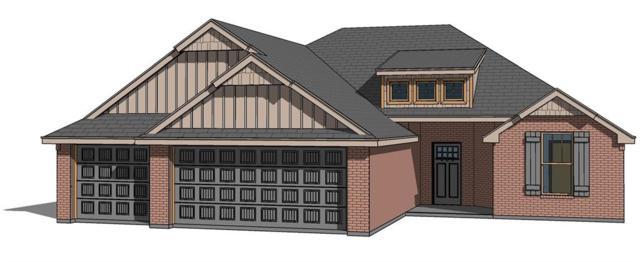1001 NE 34th Terrace, Moore, OK 73160 (MLS #846073) :: KING Real Estate Group