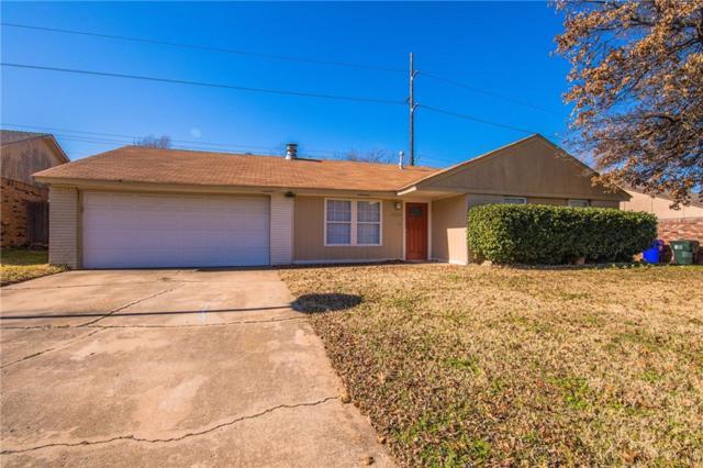 2124 W Oakside Drive, Norman, OK 73071 (MLS #846083) :: Wyatt Poindexter Group