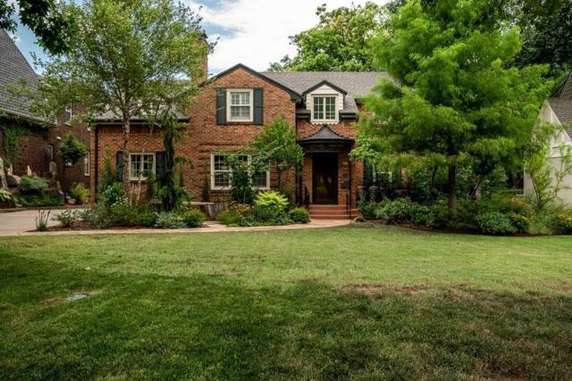 836 NW 39th Street, Oklahoma City, OK 73118 (MLS #846084) :: Homestead & Co
