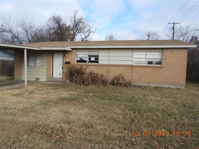 601 SW 14th Street, Moore, OK 73160 (MLS #846096) :: KING Real Estate Group