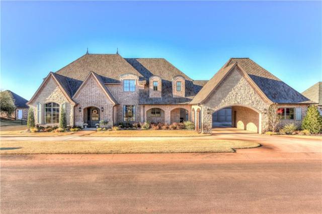 2639 Loblolly Lane, Edmond, OK 73012 (MLS #846100) :: Homestead & Co