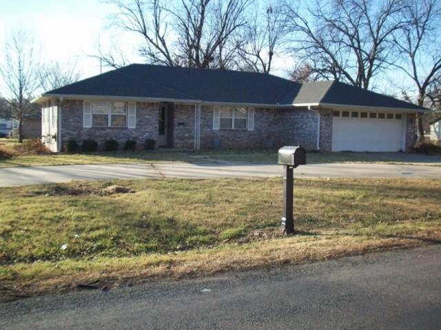 510 S Clayton, Wynnewood, OK 73098 (MLS #846104) :: KING Real Estate Group