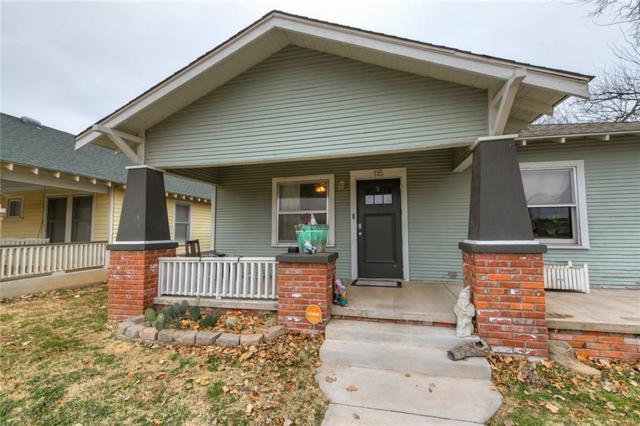 115 24th, Oklahoma City, OK 73103 (MLS #846109) :: Homestead & Co