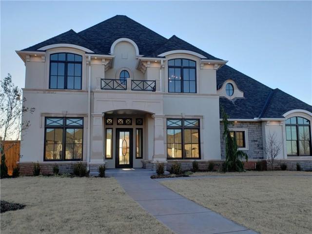 16801 Little Leaf Lane, Edmond, OK 73012 (MLS #846110) :: Homestead & Co