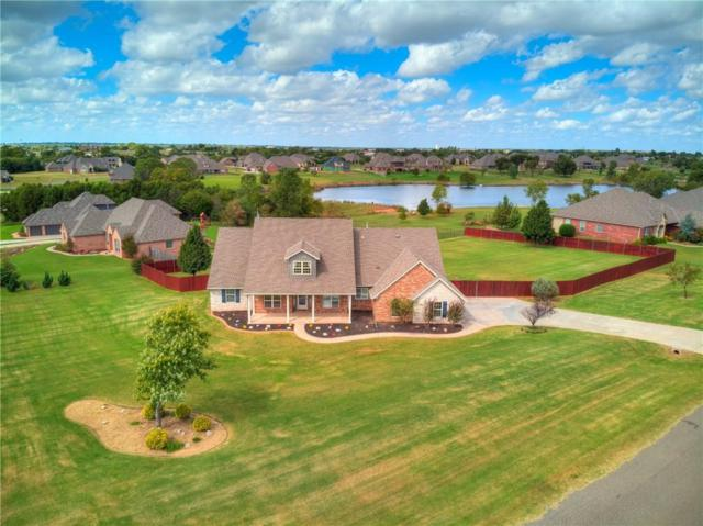 15505 Bay Ridge Drive, Oklahoma City, OK 73165 (MLS #846127) :: Homestead & Co