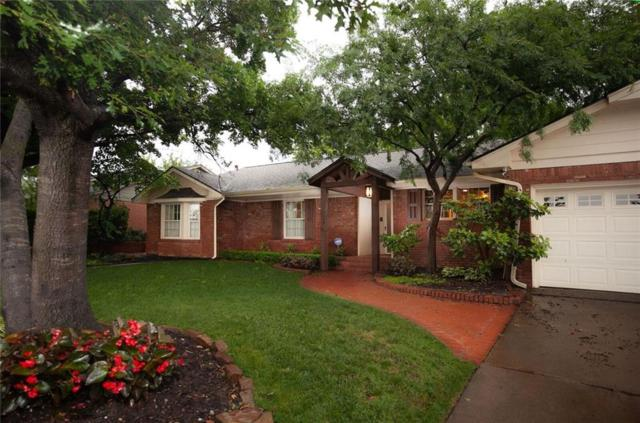 2524 NW 67th Street, Oklahoma City, OK 73116 (MLS #846140) :: KING Real Estate Group
