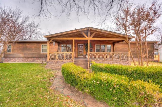 15450 Miller Drive, Piedmont, OK 73078 (MLS #846146) :: Homestead & Co