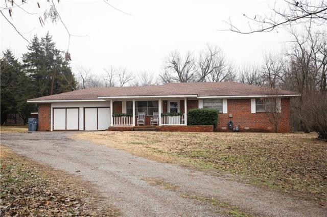 500 N Blaine, Chandler, OK 74834 (MLS #846152) :: KING Real Estate Group