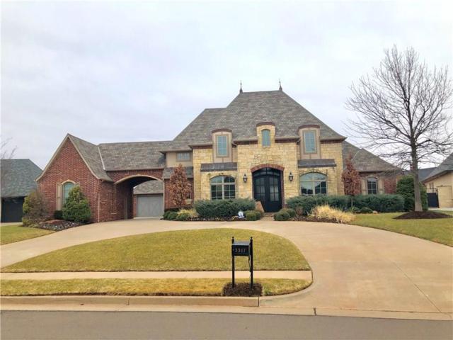 3317 NW 175th Street, Edmond, OK 73012 (MLS #846159) :: KING Real Estate Group