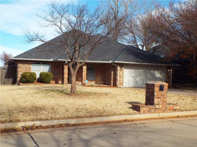 329 1205 Terrace, Mustang, OK 73064 (MLS #846164) :: KING Real Estate Group