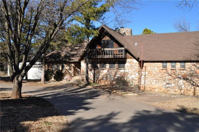 10281 N 2422, Weatherford, OK 73096 (MLS #846165) :: KING Real Estate Group