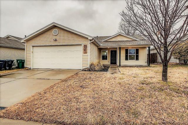 1704 NW 146th Street, Edmond, OK 73013 (MLS #846197) :: Wyatt Poindexter Group
