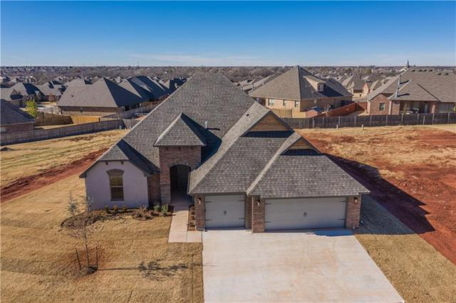 19601 Millstone Crossing Drive, Edmond, OK 73012 (MLS #846243) :: Wyatt Poindexter Group