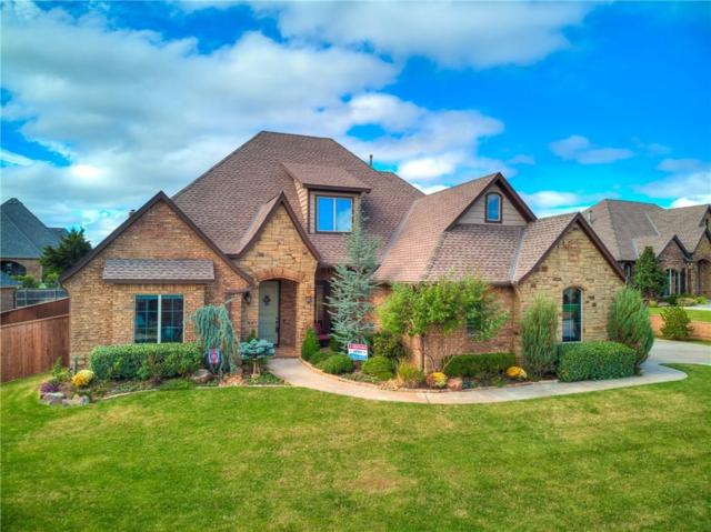 4925 Tower Bridge Court, Edmond, OK 73034 (MLS #846245) :: Wyatt Poindexter Group