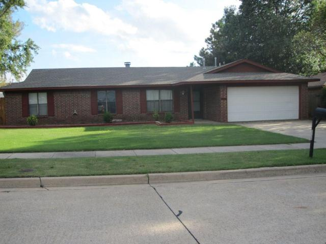 2124 Natchez Drive, Norman, OK 73071 (MLS #846247) :: Wyatt Poindexter Group