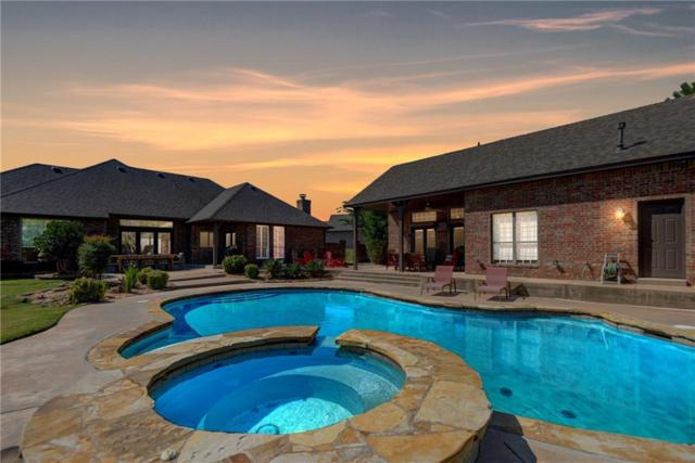 2699 W Crystal Springs Circle, Edmond, OK 73012 (MLS #846290) :: Wyatt Poindexter Group