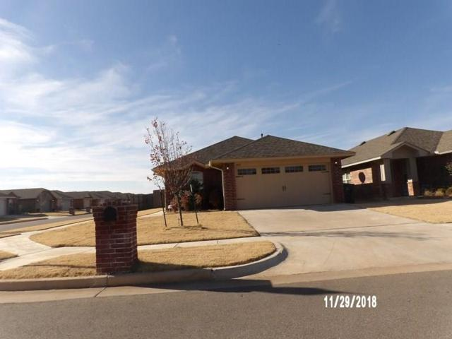 12801 Heritage Oaks Drive, Oklahoma City, OK 73120 (MLS #846321) :: Wyatt Poindexter Group