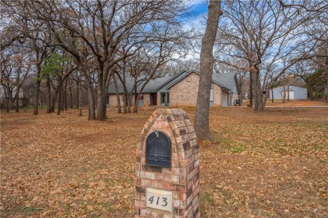 413 Oak Springs Drive #4059199591, Edmond, OK 73034 (MLS #846322) :: Wyatt Poindexter Group