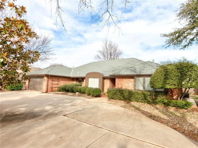 4413 Saint George Drive, Oklahoma City, OK 73120 (MLS #846337) :: Wyatt Poindexter Group