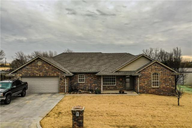 825 Dana, Hinton, OK 73047 (MLS #846377) :: Homestead & Co