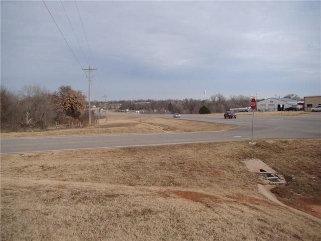 000 Corner Of Highway 62 & 7th, Blanchard, OK 73010 (MLS #846395) :: Erhardt Group at Keller Williams Mulinix OKC