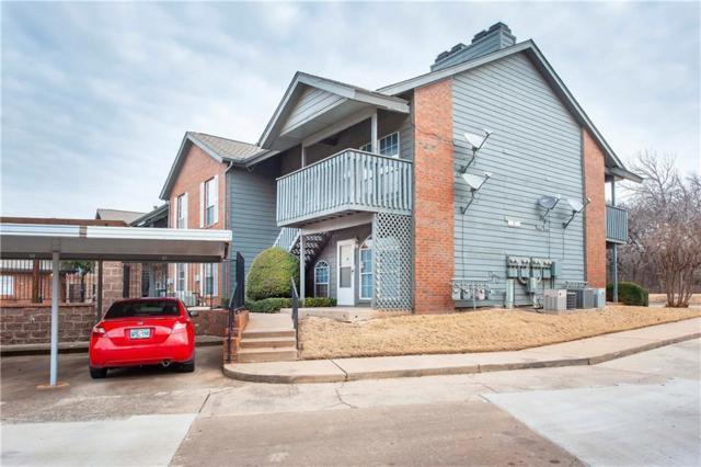 11525 N Meridian Avenue #131, Oklahoma City, OK 73120 (MLS #846468) :: Homestead & Co