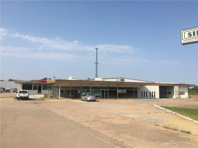 1515 E Main Street, Yukon, OK 73099 (MLS #846554) :: Homestead & Co