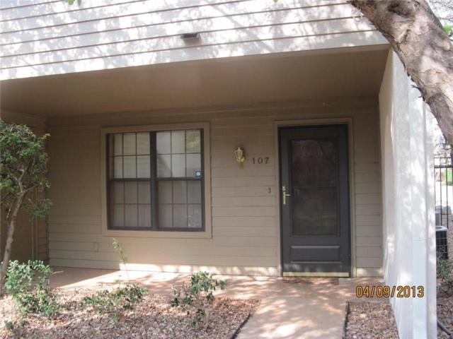 11120 N Stratford Dr #107, Oklahoma City, OK 73120 (MLS #846648) :: KING Real Estate Group
