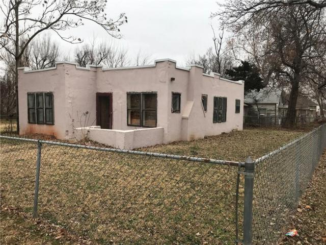 700 W London Street, El Reno, OK 73036 (MLS #846806) :: Homestead & Co