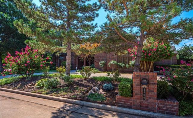 4800 Bocage Lane, Oklahoma City, OK 73142 (MLS #846825) :: Homestead & Co