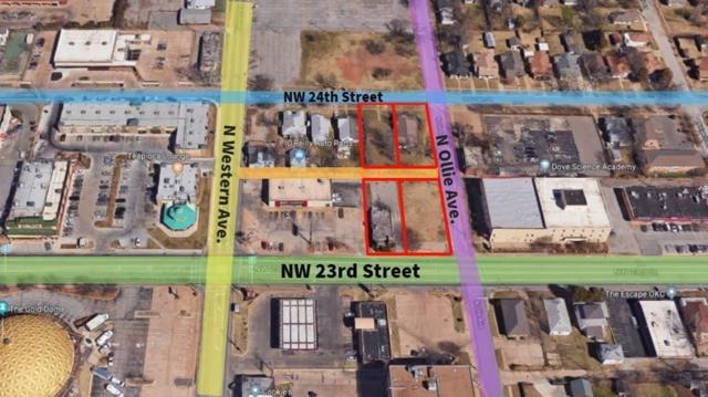 1001 NW 23rd Street, Oklahoma City, OK 73017 (MLS #846834) :: KING Real Estate Group