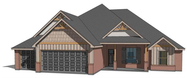 3205 Timber Shadows Drive, Norman, OK 73069 (MLS #846845) :: Homestead & Co