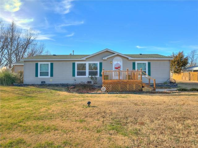 3855 N Banner Road, El Reno, OK 73036 (MLS #846915) :: KING Real Estate Group