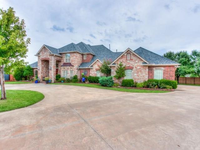 12320 Cobblestone Court, Oklahoma City, OK 73142 (MLS #847006) :: Homestead & Co