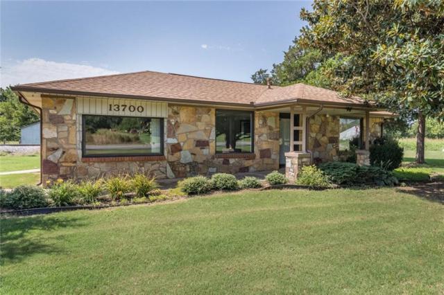 13700 NE 23rd Street, Choctaw, OK 73020 (MLS #847017) :: KING Real Estate Group