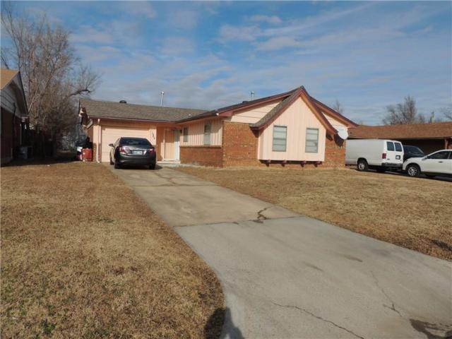 1405 62nd, Oklahoma City, OK 73159 (MLS #847043) :: Homestead & Co
