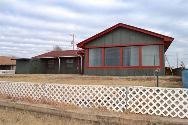 20456 E 1410 Road #46, Lone Wolf, OK 73655 (MLS #847160) :: Homestead & Co