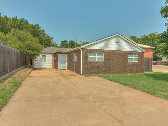 209 E Arapaho Avenue, Weatherford, OK 73096 (MLS #847237) :: Homestead & Co