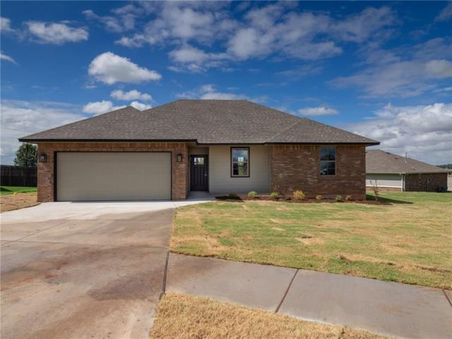 405 Josephine Court, Yukon, OK 73099 (MLS #847334) :: Homestead & Co