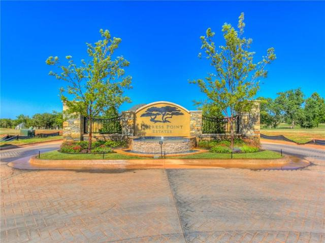6509 Gold Cypress Drive, Edmond, OK 73025 (MLS #847349) :: Homestead & Co