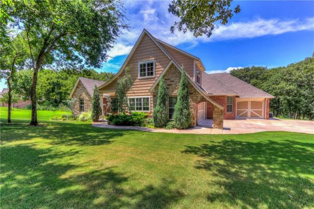 10209 Chitwood Farms, Edmond, OK 73049 (MLS #847430) :: Homestead & Co