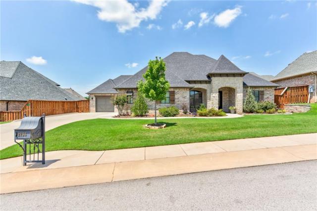 2733 Open Range Road, Edmond, OK 73034 (MLS #847453) :: Homestead & Co