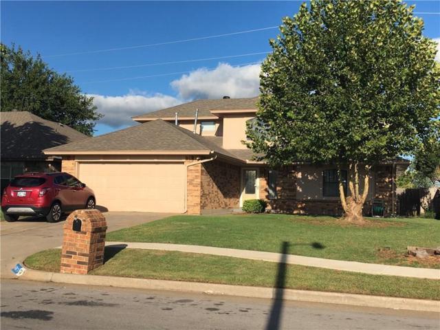 14312 S Brent Drive, Oklahoma City, OK 73170 (MLS #847593) :: KING Real Estate Group