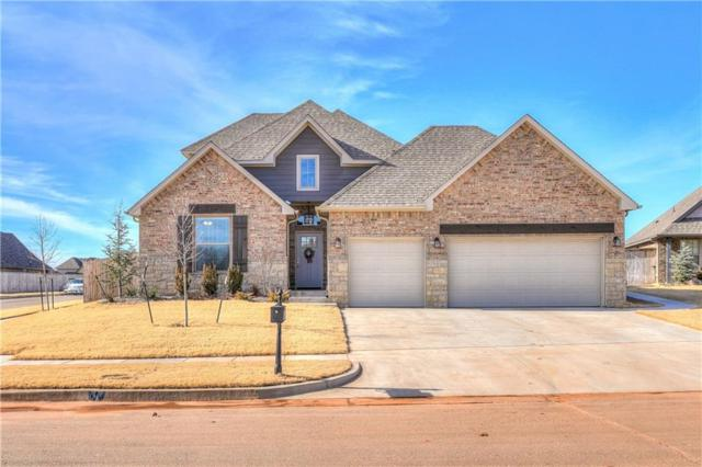 18813 Windy Way Road, Edmond, OK 73012 (MLS #847644) :: Homestead & Co